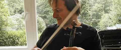 Freitag, 1.11.2019, 20:00 Uhr – Tango Konzert: Werner Dickel, Violine/Bratsche & Daniel Adoue, Klavier