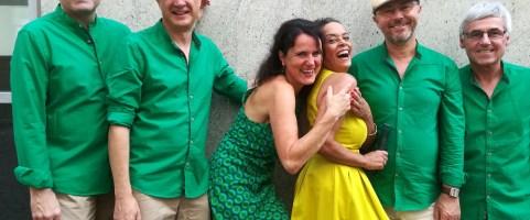 "Samstag, 16.3.2019, 20:00 Uhr – Huepa ""calor latino"""