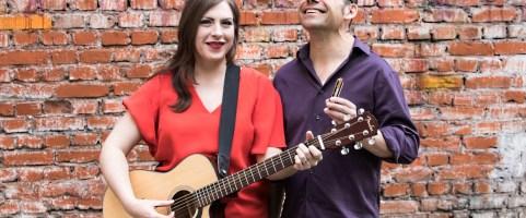 Mittwoch, 23.10.2019, 20:00 Uhr –  Rosalie & Tillmann – Folk – Blues – Country