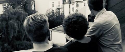 Mittwoch, 14.8.2019, 20:00 Uhr  – Frankfurter Dreierlei: Verliebt – verlobt – verheiratet – geschieden