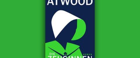 Dienstag, 13.10.2020, 20Uhr – Lesung aus Werken von Margaret Atwood
