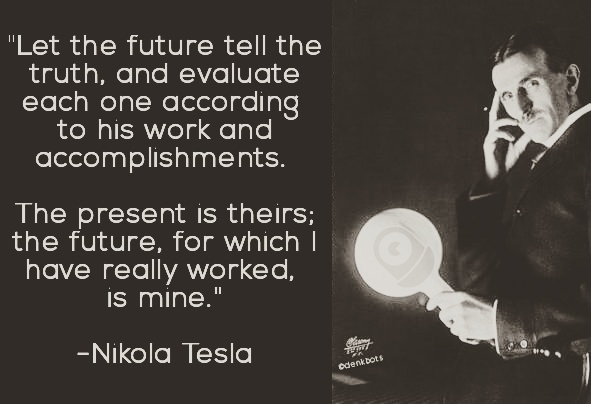 Happy Birthday Tesla!