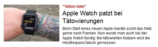 Tattoo-Gate