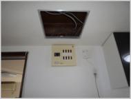 電気容量-分電盤増設
