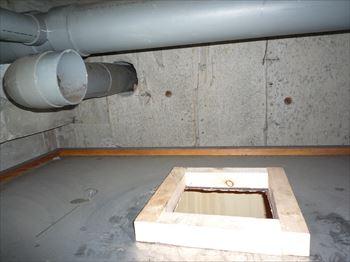 換気扇木枠