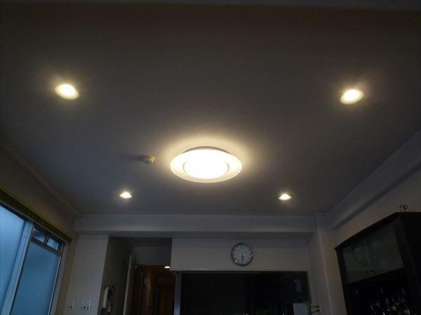 LED照明全体の雰囲気
