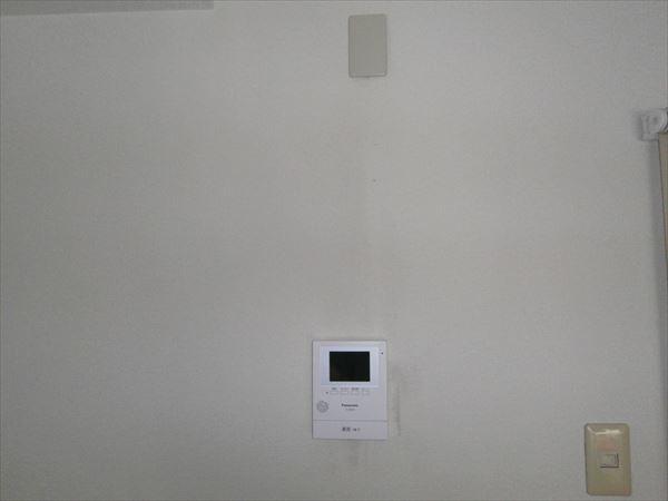 パナソニックVL-SE30XLモニター取付