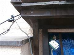 外部コンセントの漏電