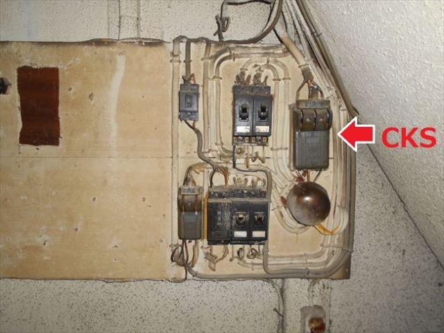 2次側電圧すべて200Vのブレーカー