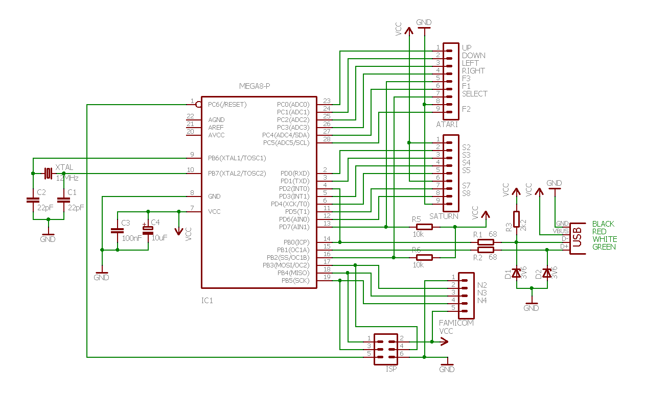 Korea Ps2 Controller Wiring Diagram Ps3 In Addition Usb To Funky Toyota Air Conditioner Playstation 2