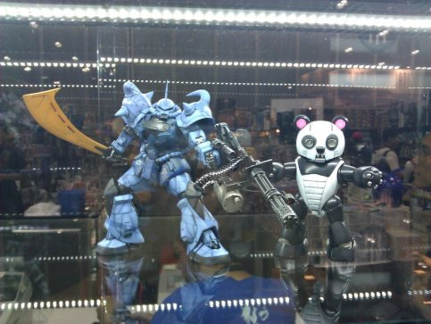 AX2011 Gundam Model 2