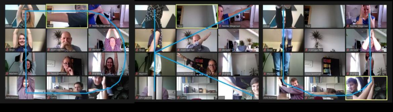 Project O krijgt hulp van deelnemers van Denkkracht Utrecht