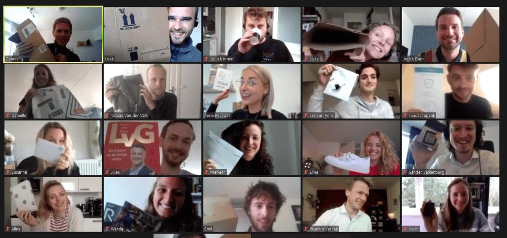 Utrechtse young professionals denken mee met PostNL over de Stad van de Toekomst