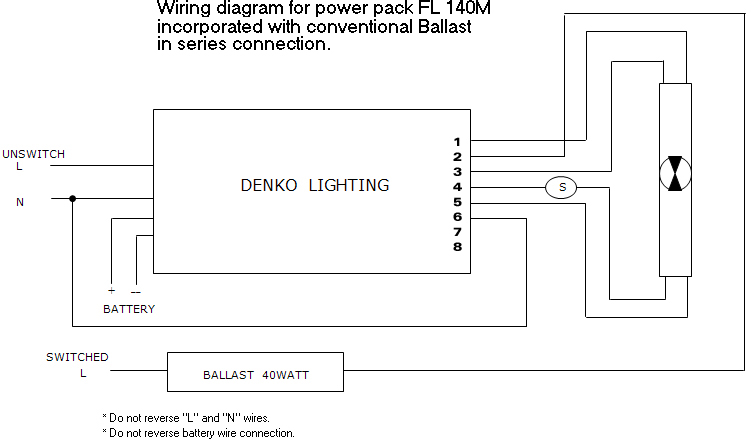 Wiring diagram conventional ballast FL 140M?resize\=665%2C389 power sentry emergency ballast wiring diagram wiring diagrams power sentry emergency ballast wiring diagram at bakdesigns.co