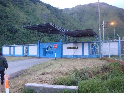 "Hidroeléctrica ""San Gabán"""