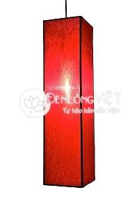 DT HVU G1 200x300 Đèn trang trí hộp vuông   Màu đỏ