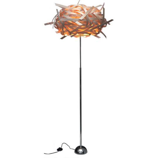 Kiểu đèn này tạo điểm nhấn mộc mạc cho ngôi nhà