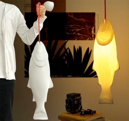 lamp02 Đèn trang trí độc đáo