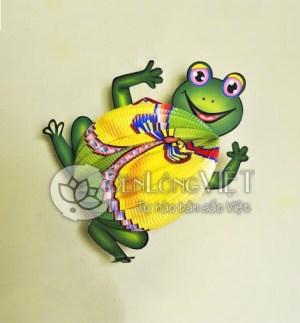 Đèn lồng trung thu hình con ếch