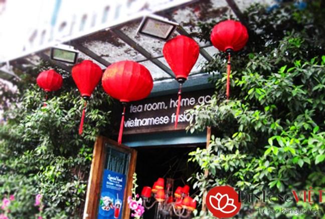 Den long Hoi An trang tri cafe san vuon (4)