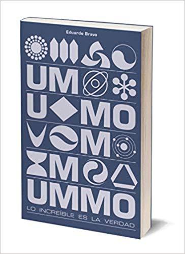 Portada de «Ummo: Lo increíble es la verdad» (2019), de Eduardo Bravo. Editado por Autsaider Cómics.