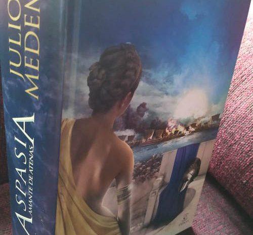 Aspasia. Amante de Atenas / Julio Medem