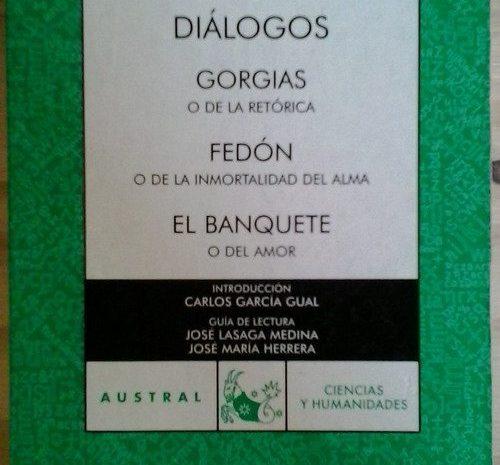 Diálogos / Platón