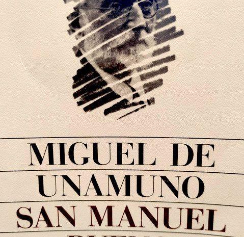 San Manuel Bueno, mártir / Miguel de Unamuno