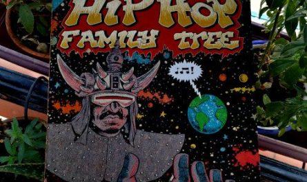 Hip Hop Family Tree v.2: Portada