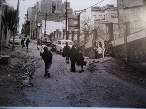 Barrio El Carmelo - Barcelona (años 60)