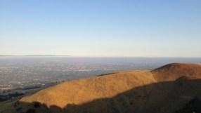 Looking North from Boccardo Peak