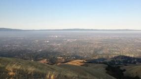 Looking West from Boccardo Peak