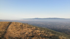 Looking South from Boccardo Peak