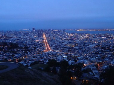 Good morning San Francisco...here I come!