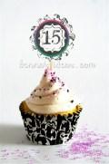 Para la Quinceañera....Sweet 15th.