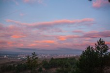 Leon-at-sunrise