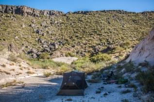camping-in-the-rio-diamente-canyon
