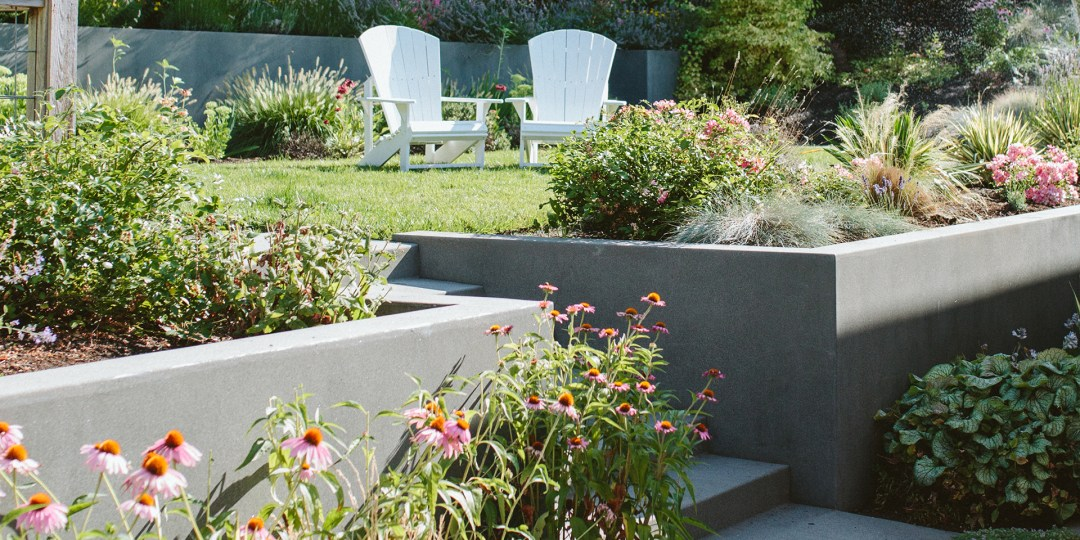 Residential Landscaping Design Build Project