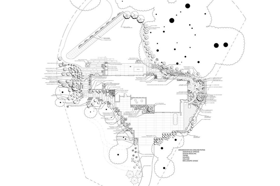 landscape plan design
