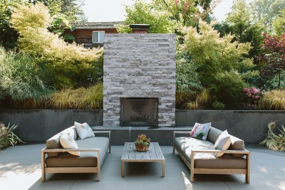 bring the comforts of your home outdoors