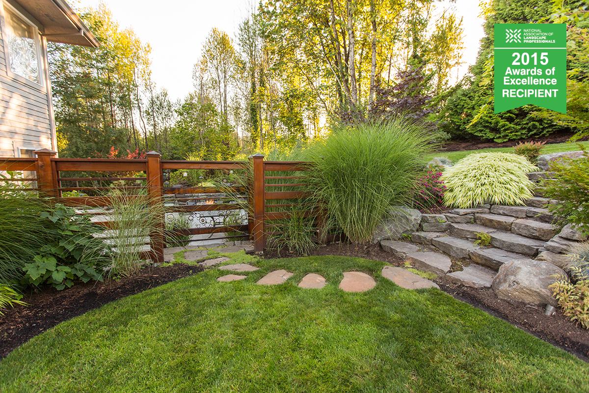 easy living landscape feature photo