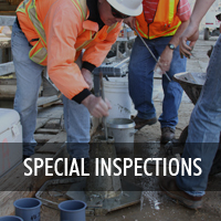 Special Inspection Job