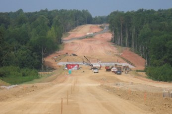 Construction Staking - SC 5, Phase II-1