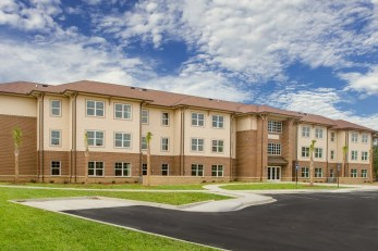 Completed USC Salkehatchie Student Housing