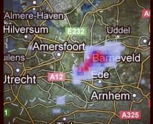 Er hangt 1 wolk boven Nederland. Raad eens waar ik nu ben!?