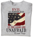 Evil is powerless T ...