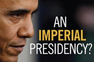 An Imperial president..
