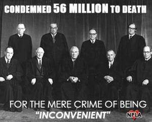 The Black-Robed Executioners of iniquity..