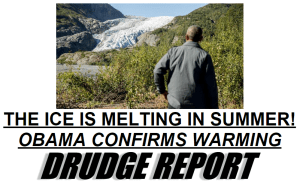 Obama Global Warming Alaska Sep 2015