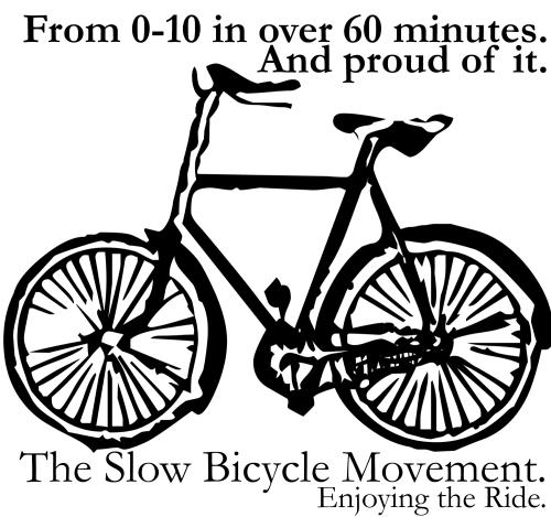 Slow Bike Movement